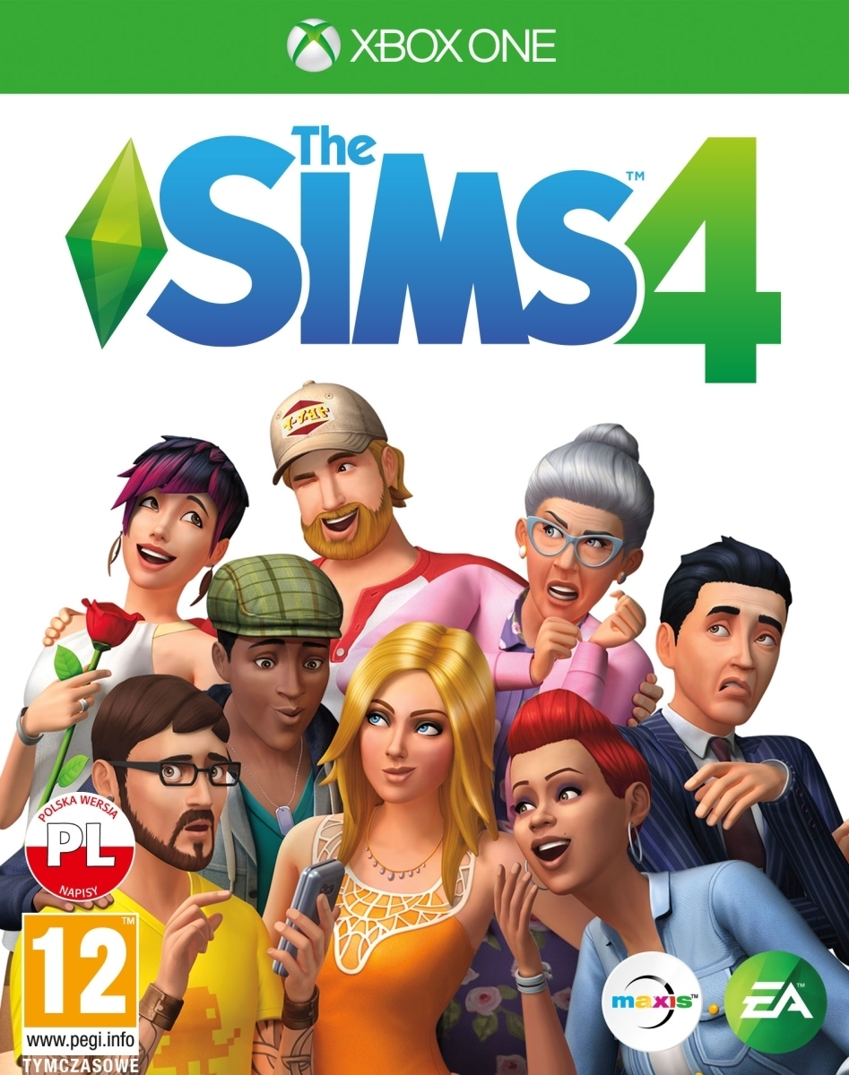The Sims 4 PL (Xbox One)